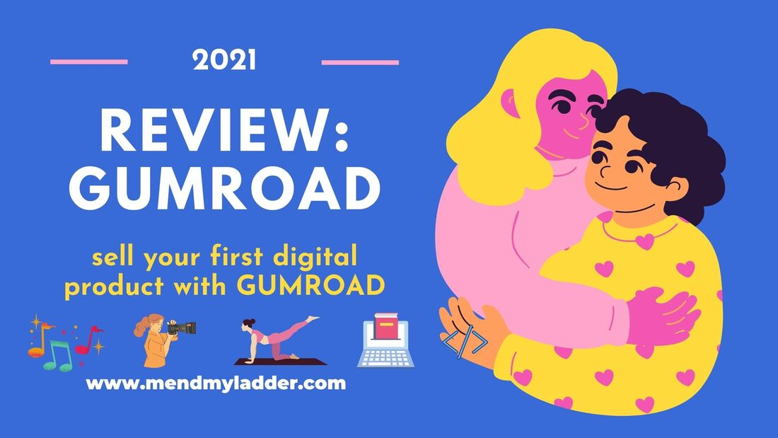Review: Sell your first digital product with GUMROAD